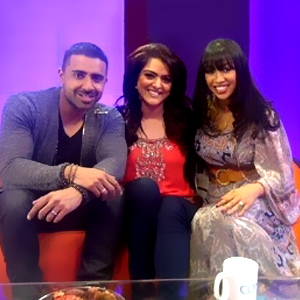 ZEE TV bags exclusive Jay Sean & wife interview