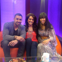 Jay Sean and Tara